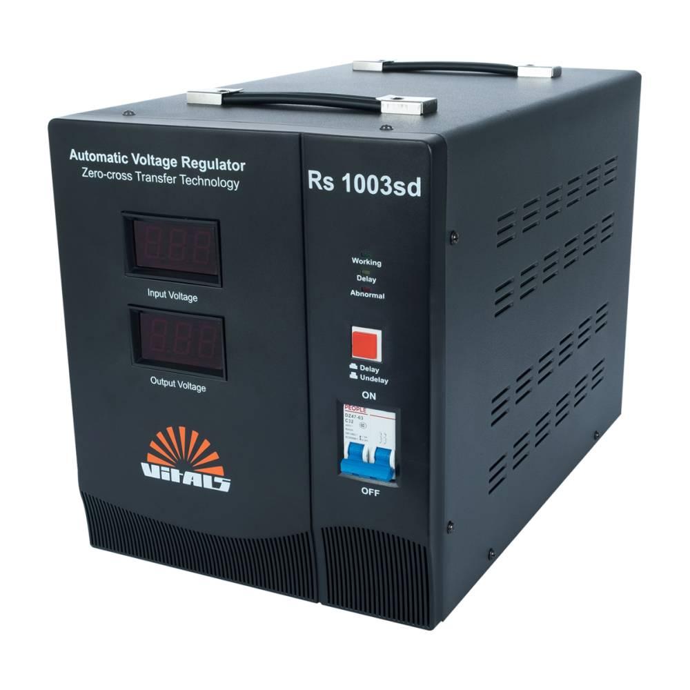 Купить Стабілізатор напруги Vitals Rs 1003sd