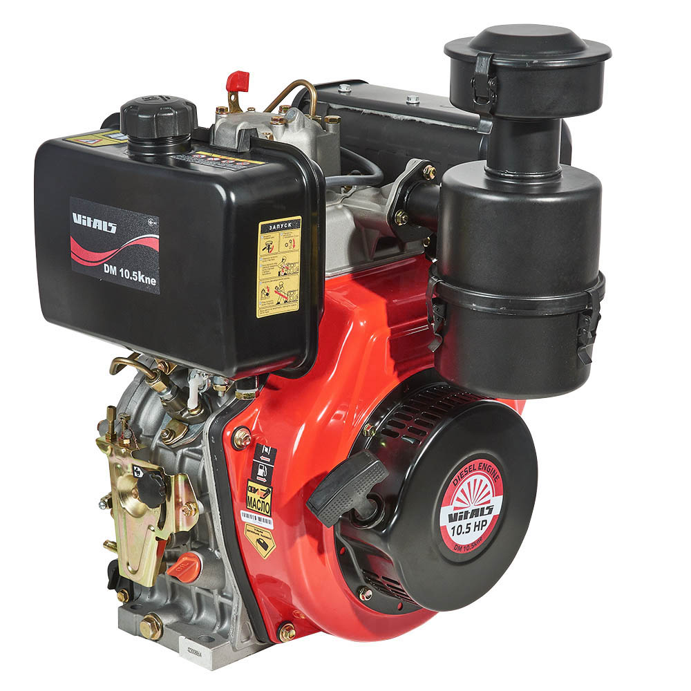 Купить Двигун дизельний Vitals DM 10.5kne