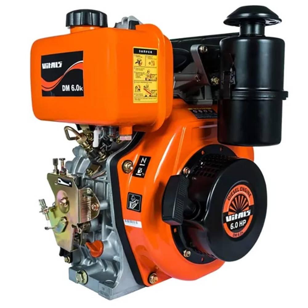 Купить Двигун дизельний Vitals DM 6.0k