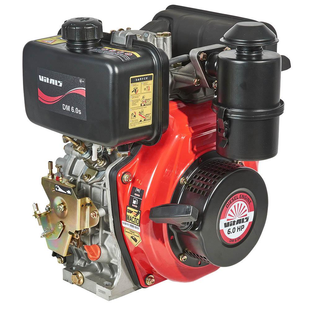 Купить Двигун дизельний Vitals DM 6.0s