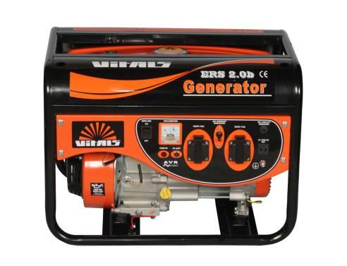 Купить Генератор бензиновий Vitals ERS 2.0b