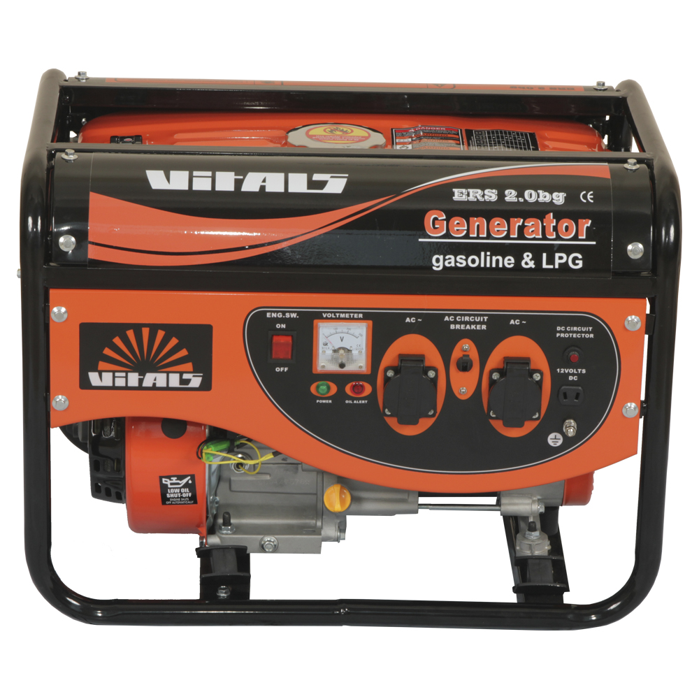 Купить Генератор газ/бензин Vitals ERS 2.0bg