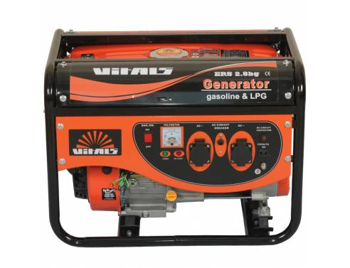 Купить Генератор газ/бензин Vitals ERS 2.8bg