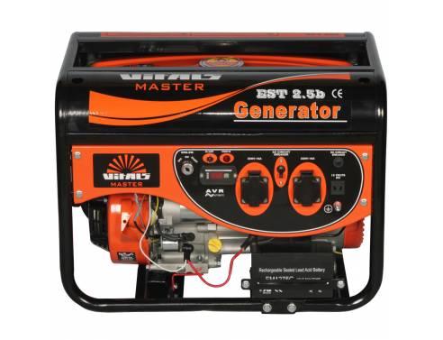 Купить Генератор бензиновий Vitals Master EST 2.5b