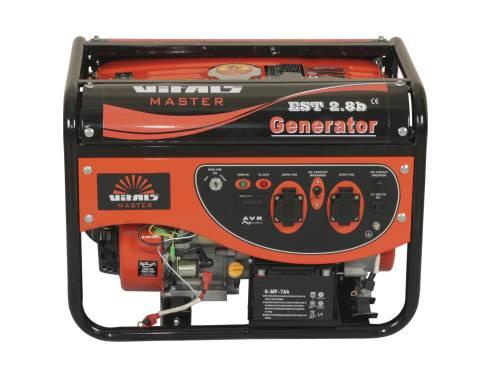 Купить Генератор бензиновий Vitals Master EST 2.8b