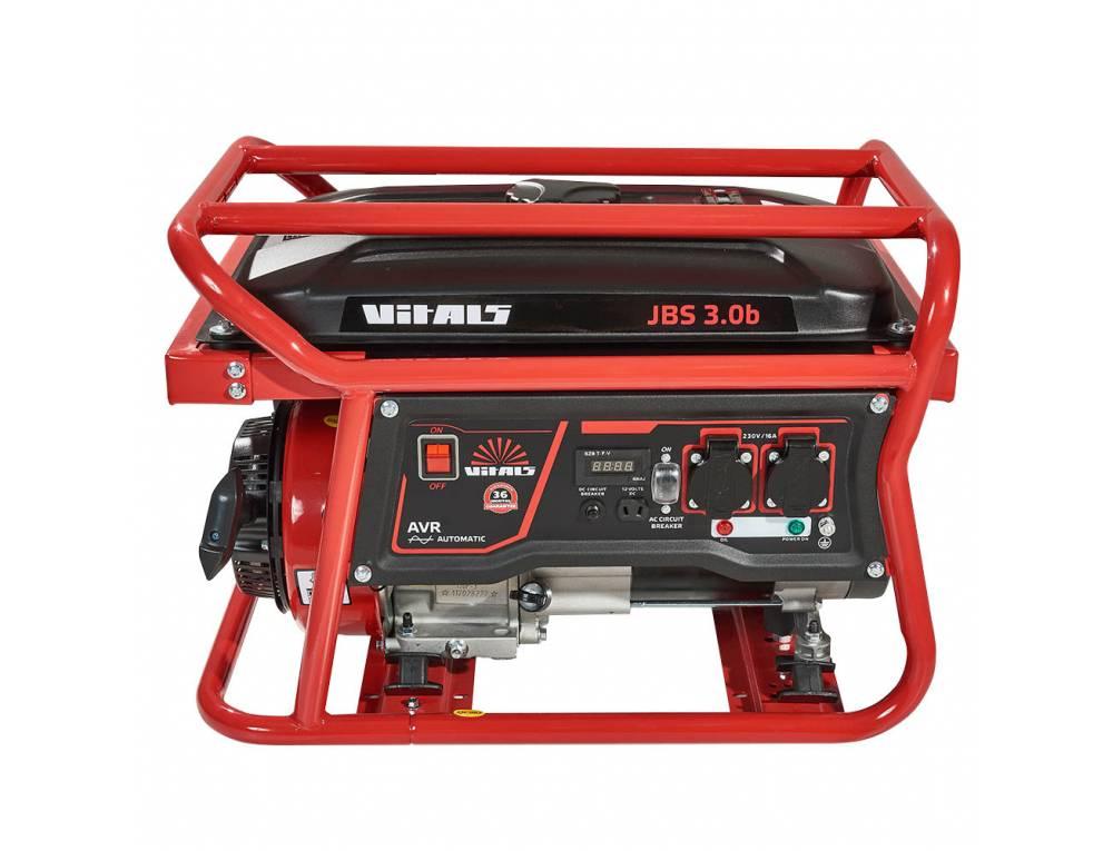 Генератор бензиновий Vitals JBS 3.0b