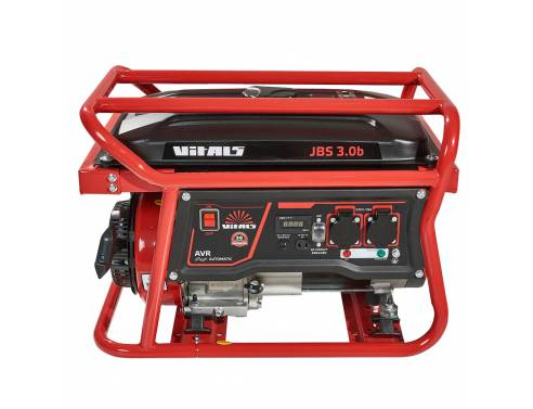 Купить Генератор бензиновий Vitals JBS 3.0b