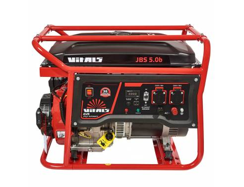 Купить Генератор бензиновий Vitals JBS 5.0b