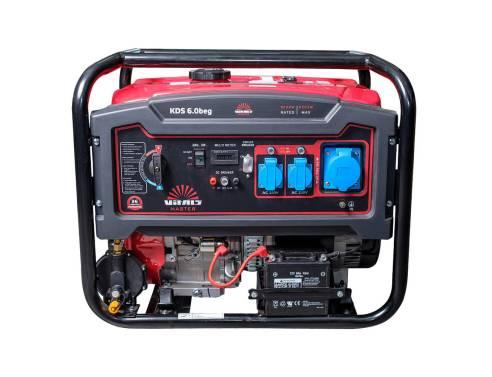 Купить Генератор газ/бензин Vitals Master KDS 6.0beg