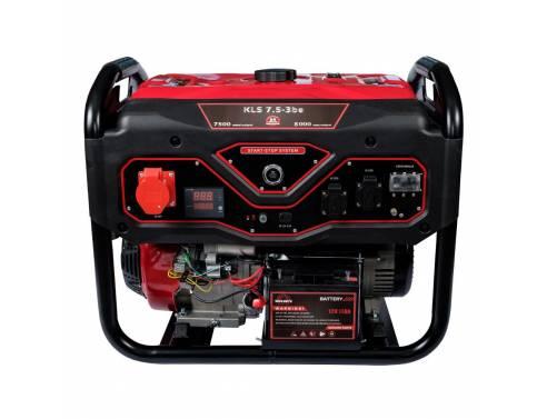 Купить Генератор бензиновий Vitals Master KLS 7.5-3be