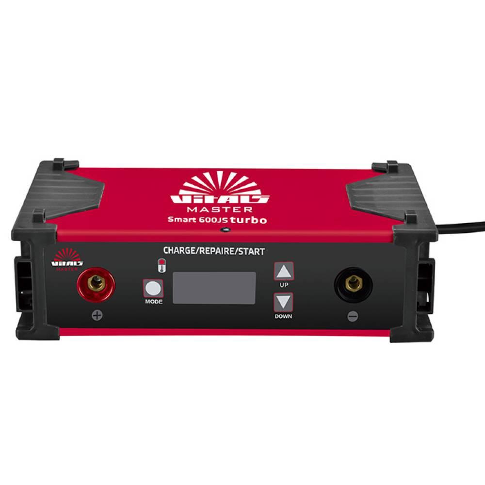 Купить Зарядний пристрій інверторного типу Vitals Master Smart 600JS turbo