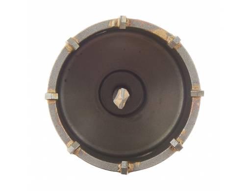 Комплект коронка по бетону Vitals Master 65х110 мм 8 зубців