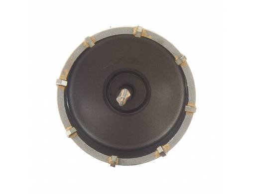 Комплект коронка по бетону Vitals Master 68х110 мм 8 зубьев