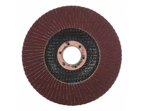 Круг лепестковый торцевой Vitals 125x22.2мм з.180