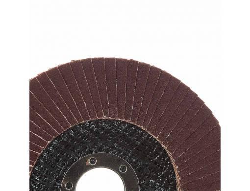 Круг пелюстковий торцевий Vitals 125x22.2мм з.150