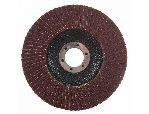 Круг лепестковый торцевой Vitals 125x22.2мм з.80
