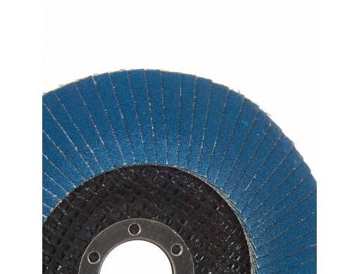 Круг пелюстковий торцевий Vitals Master Zirconia 125x22.2мм з.120
