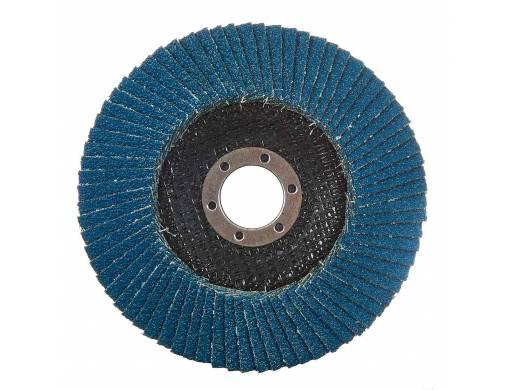 Круг лепестковый торцевой Vitals Master Zirconia 125x22.2мм з.40