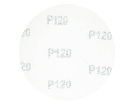 Круг шліфувальний самозачіпний Vitals 125 мм з. 120, 10 шт