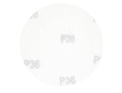 Круг шліфувальний самозачіпний Vitals 125 мм з. 36, 10 шт
