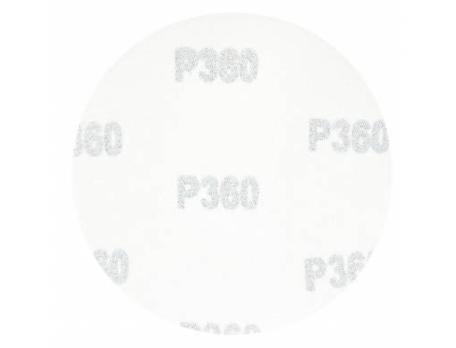 Круг шліфувальний самозачіпний Vitals 125 мм з. 360, 10 шт