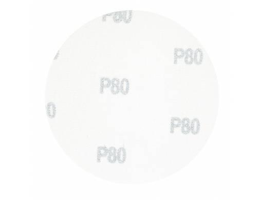 Круг шліфувальний самозачіпний Vitals 125 мм з. 80, 10 шт