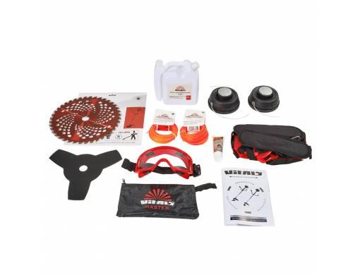Мотокоса Vitals Master BK 553s Black Edition