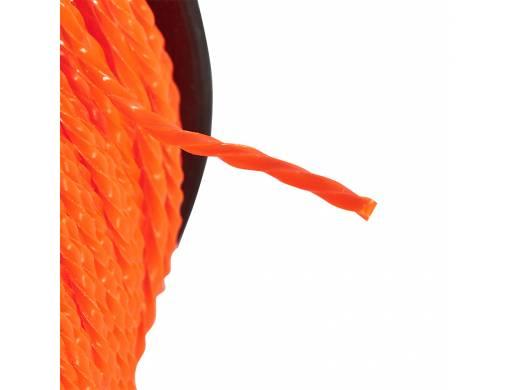 Волосінь для тримерів в бухті Vitals (кручений квадрат) 2.7мм*3LB (256 м.)