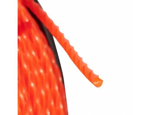 Волосінь для тримерів в бухті Vitals (кручений квадрат) 3.0мм*3LB (214 м.)