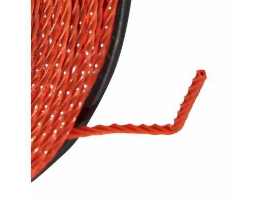 Волосінь для тримерів в бухті Vitals (кручений квадрат із кордом) 3.0мм*3LB (214 м.)