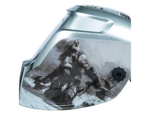 Маска сварщика хамелеон Vitals Professional Thor 2500 LCD