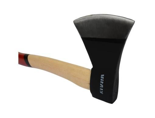 Топор 1кг деревянная ручка Vitals A1-43W