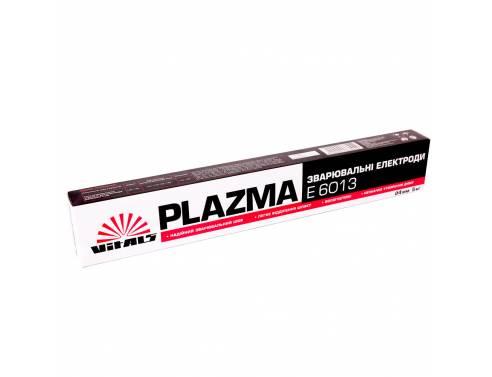 Купить Електроди зварювальні Vitals Plazma E6013, d 4 мм, 5 кг
