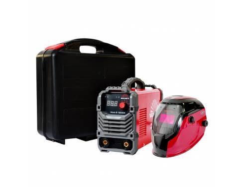 Купить Комплект зварювальний апарат Vitals B 1600DK+ Маска зварювальника Vitals Master 2500 (1+1)