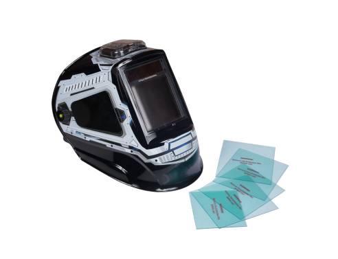Купить Комплект захисних стекол для маски зварювальника Vitals Professional 2.0 Panoramic true color