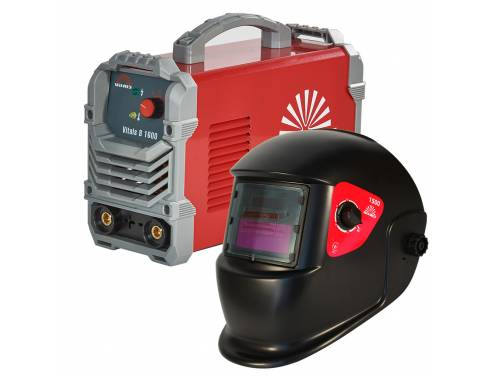 Купить Комплект зварювальний апарат Vitals B 1600 + Маска Vitals 1500 (1+1)