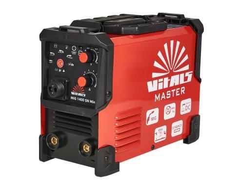 Купить Зварювальний апарат Vitals Master MIG 1400 SN Mini