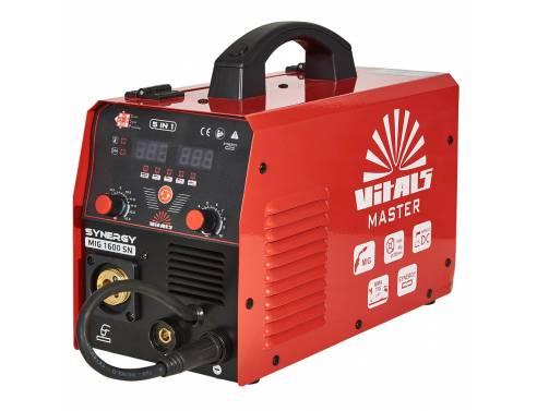 Купить Зварювальний апарат Vitals Master MIG 1600 SN