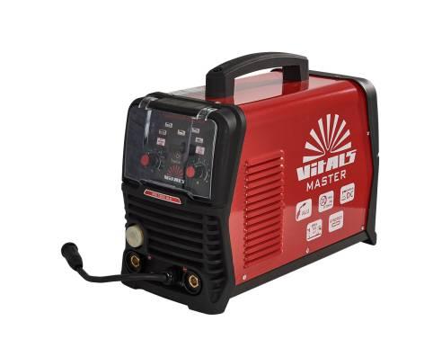Купить Зварювальний апарат Vitals Master MIG 1800 ALU
