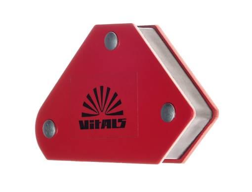 Набор магнитных угольников для сварки стрела Vitals WMS 4шт