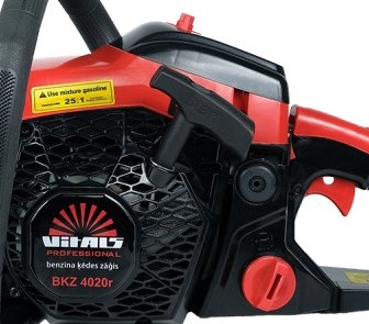 Бензопила ланцюгова Vitals Professional BKZ 4020r