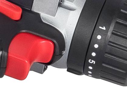 Дриль-шурупокрут акумуляторний Vitals Professional AU 1860Pbt BS SmartLine