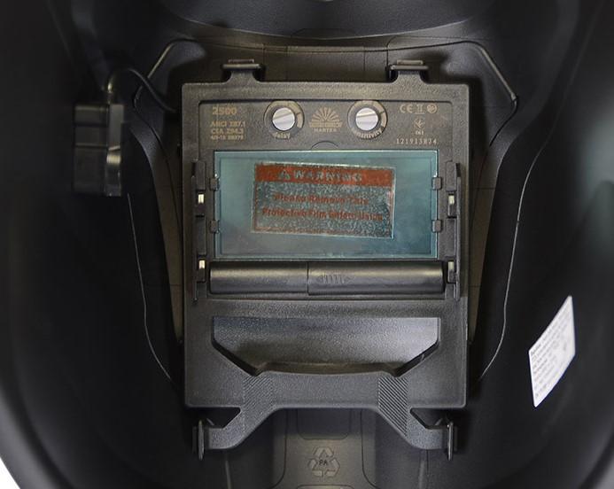 Маска зварювальника хамелеон Vitals Master 2500