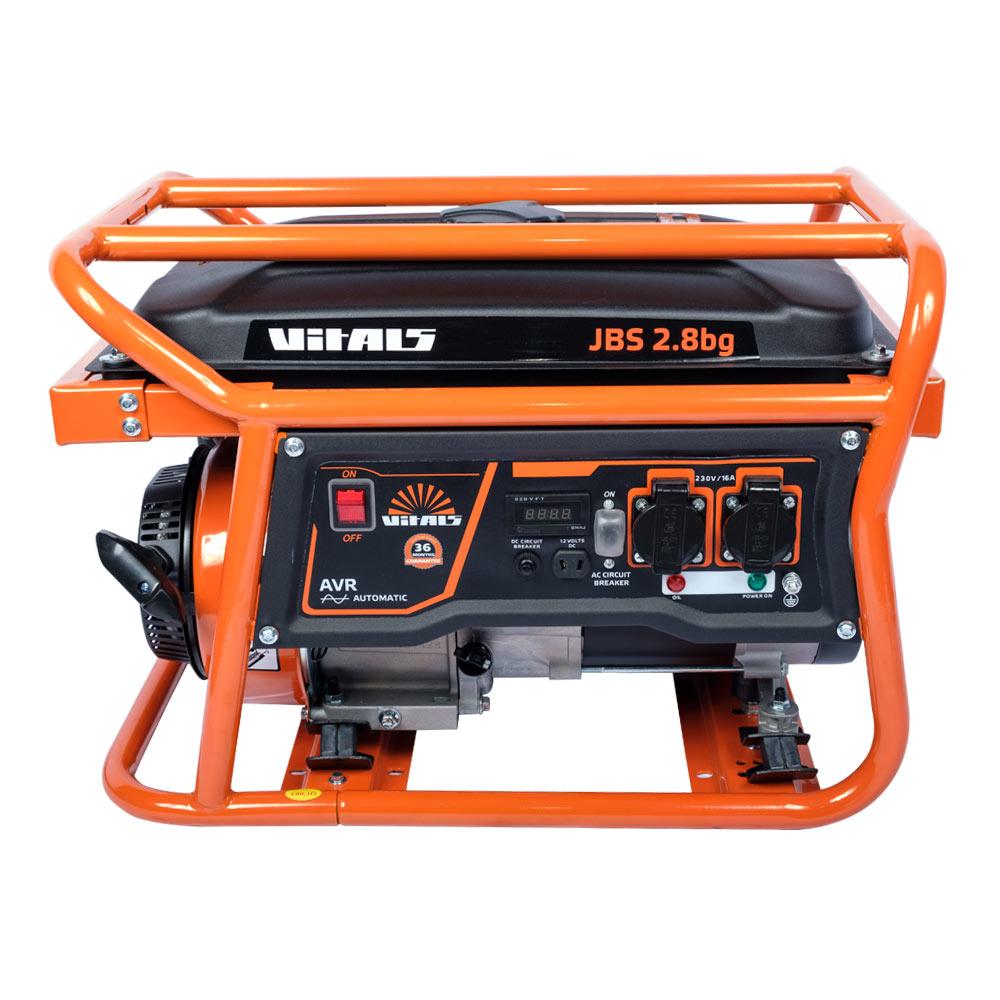 Генератор бензиновый Vitals JBS 2.5b фото 1