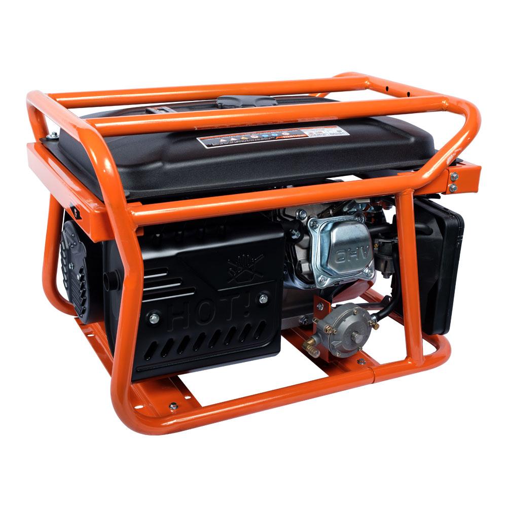 Генератор бензиновый Vitals JBS 2.5b фото 4