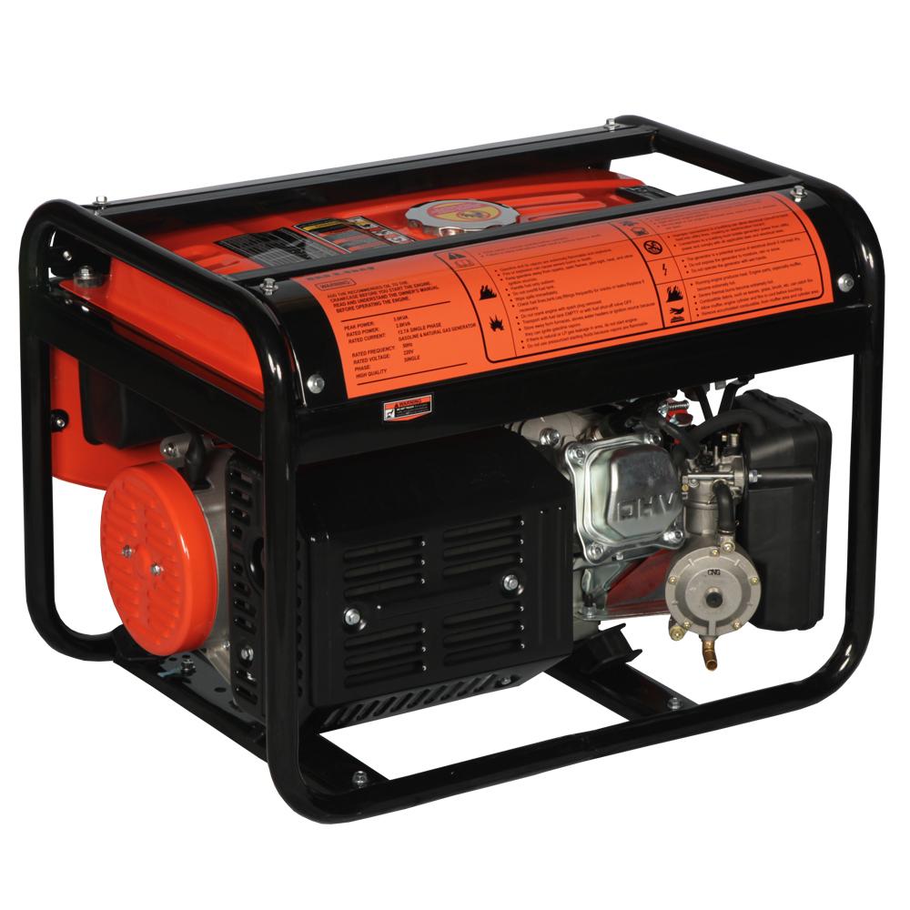 газовый генератор ERS 2.8bng фото 3
