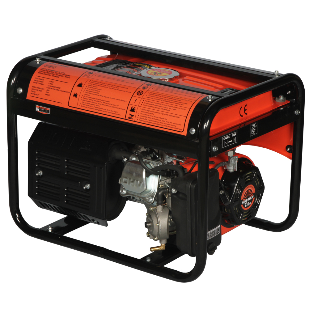 газовый генератор ERS 2.8bng фото 4