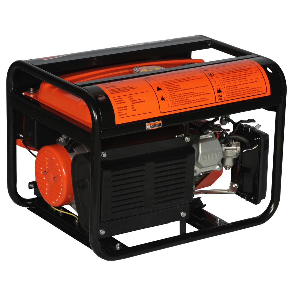 бензиновый генератор EST 2.5b фото 3