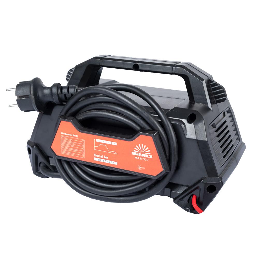 Зарядное устройство Master 80IQ Minibooster фото 3