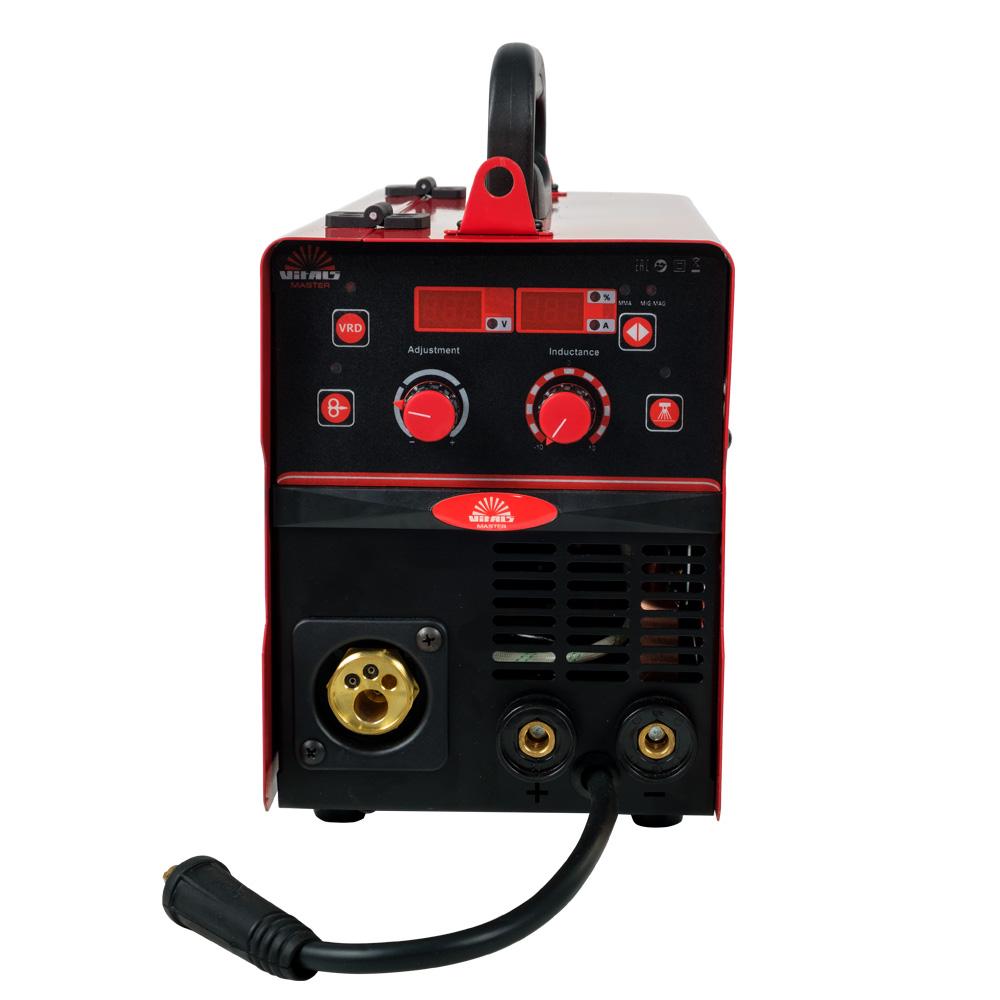 Сварочный аппарат Vitals Master MIG 1400T Digital фото 2
